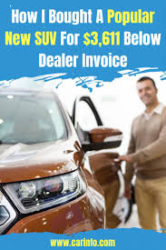 How To Buy A New Car BELOW The Dealer Invoice Price