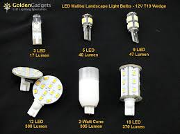 landscape light bulbs led and design led replacement kichler with