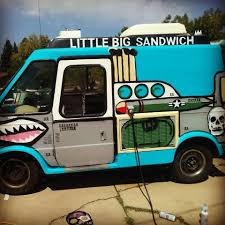 100 Little Trucks The Little BIG Sandwich Truck Denver Food Roaming Hunger