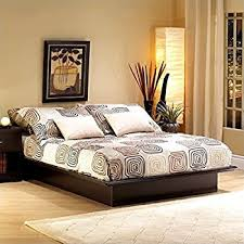 amazon com south shore libra collection twin 39 inch platform bed