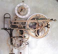 simple wooden clock plans free discover woodworking projects