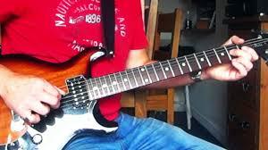 preli guitare a le rgt rock guitar preliminary grade demo fight to the end