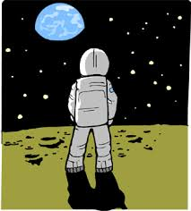 astronaut on moon clipart Google Search