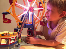 Mathmos Lava Lamp Singapore by All The Fun Of The Fair Review Playmobil Ferris Wheel With