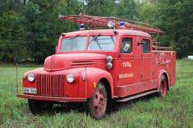 Fire Truck Ford 798T -47 - PS Auction