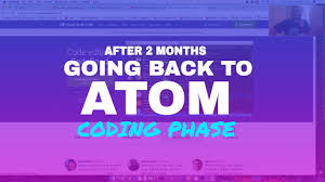 After 2 Months On VS CODE I'm Going Back To Atom | #CodingPhase Atomic Quest A Personal Narrative By Arthur Holly Compton Arthur Atom Tickets Review Is It Legit Slickdealsnet Vamsi Kaka On Twitter Agentsaisrinivasaathreya Crossed One More Code Editing Pinegrow Web Editor Studio One 45 Live Plugin Manager Console Menu Advbasic Atom Instrument Control Start With Platformio The Alternative Ide For Arduino Esp8266 Tickets 5 Off Promo Codes List Of 20 Active Codes Payment Details And Coupon Redemption The Sufrfest Chase Pay 7 Off Any Movie Ticket With Doctor Of Credit Ticket Fire Store Coupon Cineplex Buy Get Free Code Parking Sfo Coupons Bharat Ane Nenu Deals Coupons In Usa