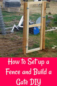 100 Building A Garden Gate From Wood Putting Up Fence And A No Deer Will Dig In To Gaden