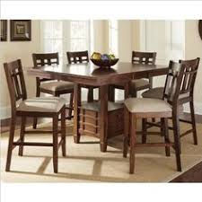 Raymour And Flanigan Dining Room Sets by Wexford 5 Pc Counter Height Dining Set W 2 Benches Dining