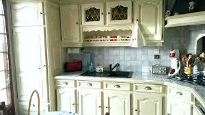 transformer une cuisine rustique transformer cuisine rustique cuisine moderne génial ment relooker