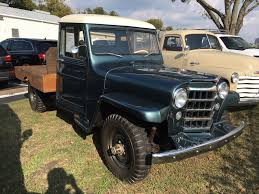 100 Willys Truck Parts 1953 Pickup For Sale On BaT Auctions Closed On November 16