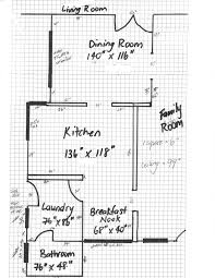 How To Make A Floor Plan On The Computer by Finally Kitchen Remodel