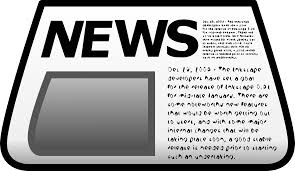 Jpg Transparent Library Icon Big Image Png Clipart Download Newspaper