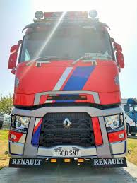100 Rts Trucking Renault Trucks UK On Twitter Have You Seen The Latest Addition To