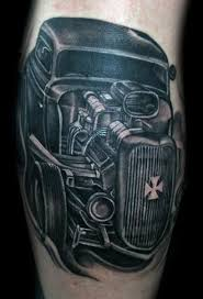 Car Tattoo By Mancia Tattoos