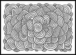 OODLES Of DOODLES Color This Cool Design
