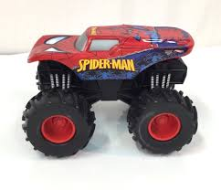 Monster Jam Motorized SPIDER-MAN 4 X 4 Truck Hot Wheels 1:43 Rev ... Alaide Australia May 02 2016an Isolated Shot Of An Unopened Kid Car Racing Power Wheels Playtime At The Park Giant Rc Monster Hot Monster Jam Shark Shop Cars Trucks Race Beli Aa Toys Mobil Remote Control 4 Wd Rock Crawler Mainan Marvel 3 Pack Captain America Iron Man Spiderman Ride On Quad Toy 6v Tough Atv Traction Tires Custom Rap Attack Metal Base Hot Wheels Jam 124 Scale Dc Comics 2011 Release Set Of Other Radio Spiderman Truck Tattoo 2014 Offroad Demolition Doubles Spiderman Lego 76133 Diecast Vehicle Walmartcom