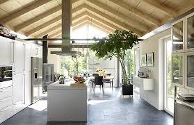 offene wohnküche planen schöner wohnen