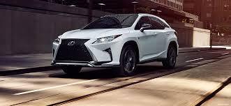 2018 Lexus RX Luxury Crossover