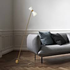 modell wohnzimmer boden le kunst wohnzimmer schlafzimmer dekoration vertikale boden lichter weiß schwarz gold kreative licht za81226