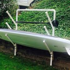 pvc stand up paddle board rack Google Search Like and Repin Thx