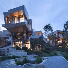 100 Griffin Enright Architects Luxe Lakes Villas The Plan
