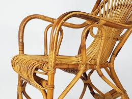Vintage Italian Rattan 1960s Rocking Chair Attributed To Bonacina ... Italian 1940s Wicker Lounge Chair Att To Casa E Giardino Kay High Rocking By Gloster Fniture Stylepark Natural Rattan Rocking Chair Vintage Style Amazoncouk Kitchen Best Way For Your Relaxing Using Wicker Sf180515i1roh Noordwolde Bent Rattan Design Sold Mid Century Modern Franco Albini Klara With Cane Back Hivemoderncom Yamakawa Bamboo 1960s 86256 In Bamboo And Design Market Laze Outdoor Roda