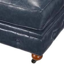 Home Decorators Collection Gordon Tufted Sofa by Home Decorators Collection Gordon Blue Tufted Ottoman 0849700310