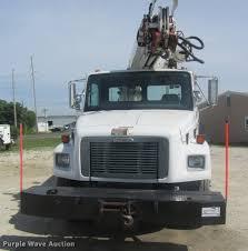 2003 Freightliner FL80 Digger Derrick Truck   Item DD8494   ...