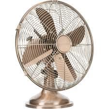 Vornado Zippi Desk Fan by Desk Fan Tristar Ve 5970 35 W ø X H 30 Cm X 48 Cm Copper From