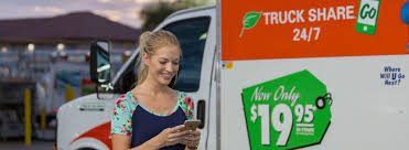 U-Haul Truck Share 24/7 Disrupts The Self-Move Industry
