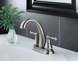Delta Linden Waterfall Kitchen Faucet by Lewiston Bathroom Collection