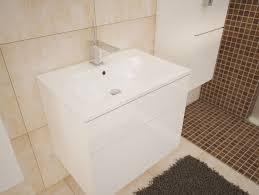 badezimmermöbel set porta weiß hochglanz