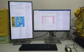 Dell Monitor Arm Desk Mount by Dell U2515h Ultrasharp Ips Qhd Monitor Review Ayumilove Tech