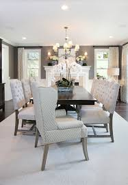 Attractive 25 Best Ideas About Gray Dining Rooms On Pinterest