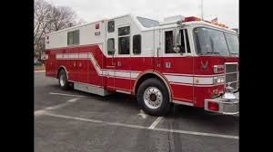 100 Used Rescue Trucks RTS1996 Pierce Lance Heavy Heavy For Sale