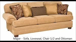 Clayton Marcus Sofa Bed by King Hickory