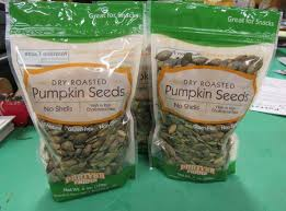 Pumpkin Seeds Prostate Cancer by Usda Grant Helps Partyka Farms Promote Dry Roasted Hull Less