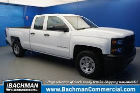 100 Used Work Trucks PreOwned 2014 Chevrolet Silverado 1500 Truck Extended Cab