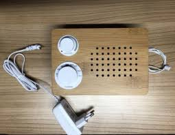 radio mit netzteil oder batteriebetrieb für badezimmer etc