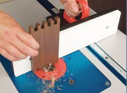 making wood joints with a router image mag