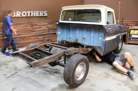 Brothers Project Eighteen8 Build S – Chevy C10 – Brothers Types Of ...