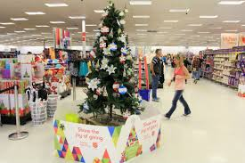 Kmart Christmas Trees Nz by Sunlive Christmas Spirit At Kmart The Bay U0027s News First