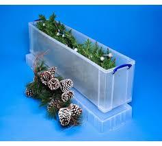 Buy Really Useful 77 Litre Christmas Tree Box