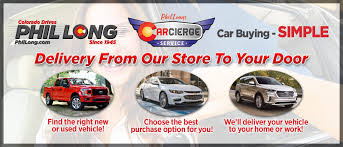 Phil Long Car Dealerships In Colorado Springs