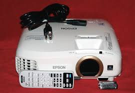 Epson Home Cinema 2045 Projector Illustrated Review