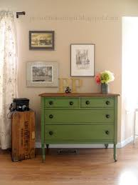 Green Farmhouse Dresser Traditional Bedroom St Louis by