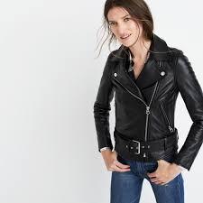 ultimate leather motorcycle jacket splurgy gifts madewell