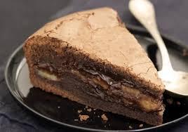 dessert rapide chocolat banane gâteau chocolat banane croquons la vie nestlé