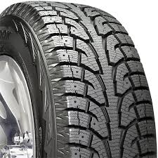 100 Hankook Truck Tires I Pike RW11 Studdable Passenger Winter