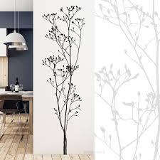 dekoration wandtattoo sticker wohnzimmer baum ast